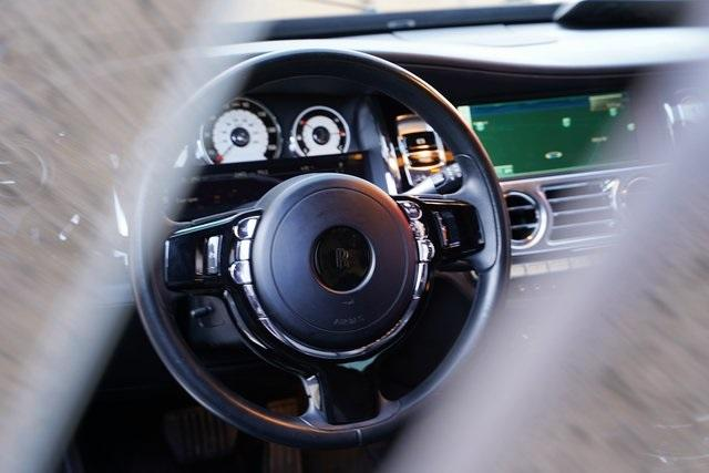 Used 2015 Rolls-Royce Wraith Base for sale $181,998 at Gravity Autos Roswell in Roswell GA 30076 32