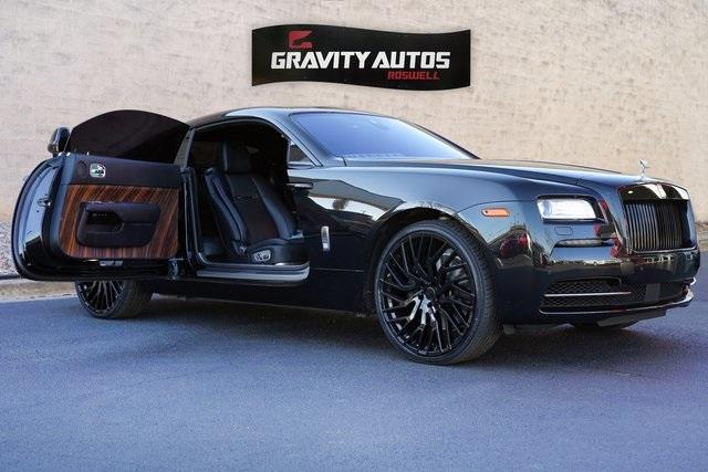 Used 2015 Rolls-Royce Wraith Base for sale $181,998 at Gravity Autos Roswell in Roswell GA 30076 4