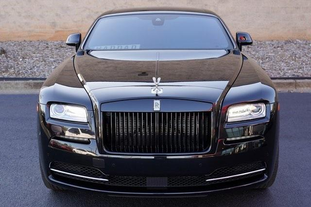 Used 2015 Rolls-Royce Wraith Base for sale $181,998 at Gravity Autos Roswell in Roswell GA 30076 7