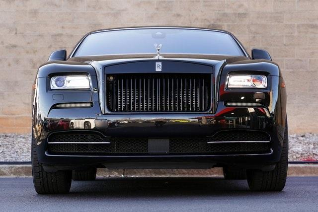 Used 2015 Rolls-Royce Wraith Base for sale $181,998 at Gravity Autos Roswell in Roswell GA 30076 8