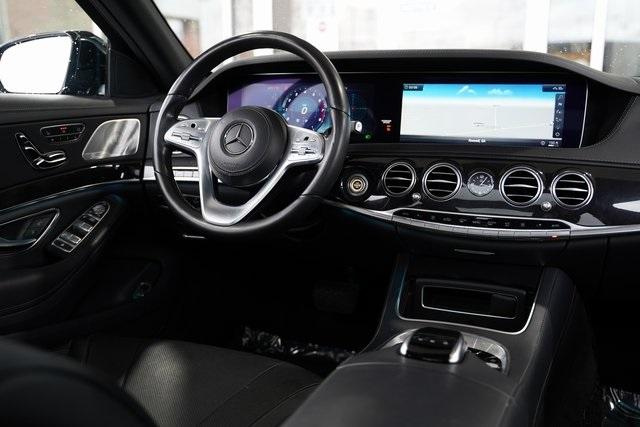 Used 2018 Mercedes-Benz S-Class S 450 for sale $60,992 at Gravity Autos Roswell in Roswell GA 30076 12
