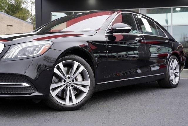 Used 2018 Mercedes-Benz S-Class S 450 for sale $60,992 at Gravity Autos Roswell in Roswell GA 30076 2