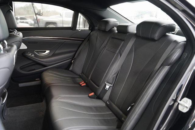 Used 2018 Mercedes-Benz S-Class S 450 for sale $60,992 at Gravity Autos Roswell in Roswell GA 30076 28