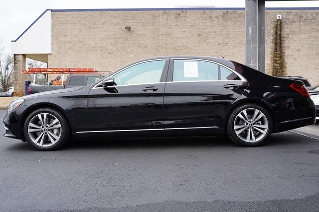 Used 2018 Mercedes-Benz S-Class S 450 for sale $60,992 at Gravity Autos Roswell in Roswell GA 30076 3