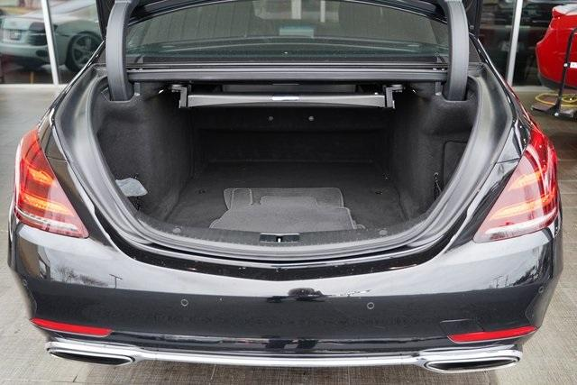 Used 2018 Mercedes-Benz S-Class S 450 for sale $60,992 at Gravity Autos Roswell in Roswell GA 30076 35