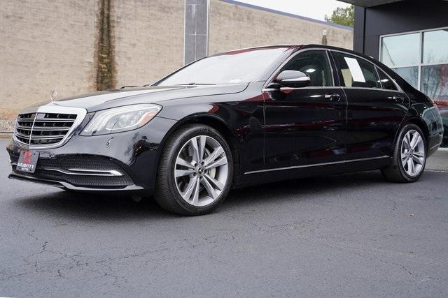 Used 2018 Mercedes-Benz S-Class S 450 for sale $60,992 at Gravity Autos Roswell in Roswell GA 30076 4