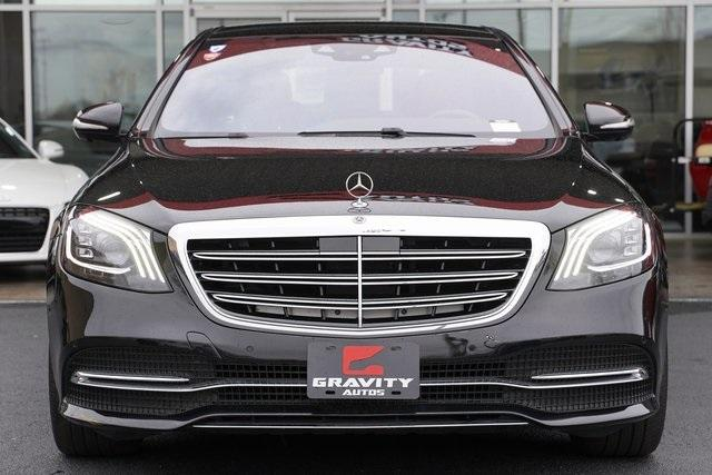 Used 2018 Mercedes-Benz S-Class S 450 for sale $60,992 at Gravity Autos Roswell in Roswell GA 30076 5