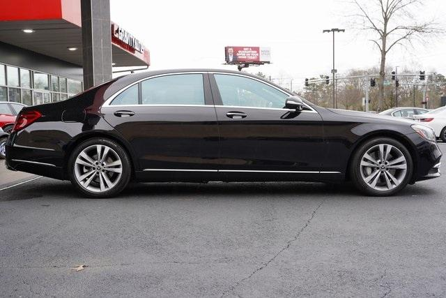 Used 2018 Mercedes-Benz S-Class S 450 for sale $60,992 at Gravity Autos Roswell in Roswell GA 30076 7
