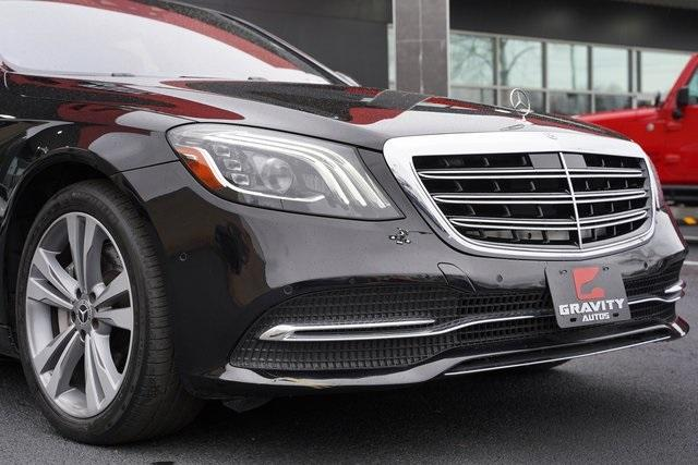 Used 2018 Mercedes-Benz S-Class S 450 for sale $60,992 at Gravity Autos Roswell in Roswell GA 30076 8