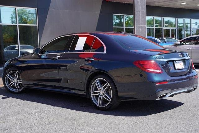 Used 2017 Mercedes-Benz E-Class E 300 for sale Sold at Gravity Autos Roswell in Roswell GA 30076 11