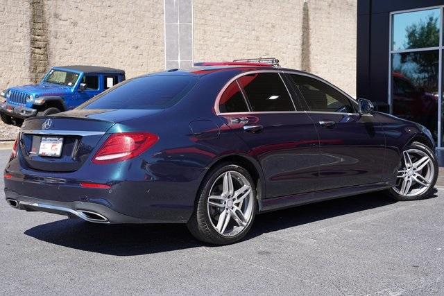 Used 2017 Mercedes-Benz E-Class E 300 for sale Sold at Gravity Autos Roswell in Roswell GA 30076 13