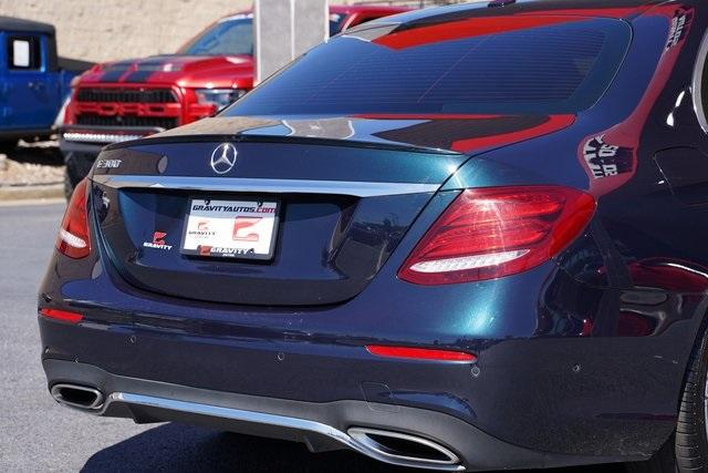 Used 2017 Mercedes-Benz E-Class E 300 for sale Sold at Gravity Autos Roswell in Roswell GA 30076 14