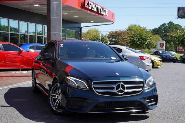 Used 2017 Mercedes-Benz E-Class E 300 for sale Sold at Gravity Autos Roswell in Roswell GA 30076 2