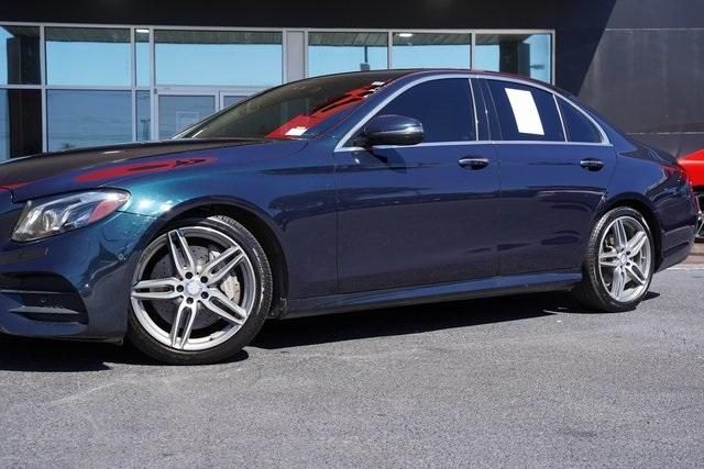 Used 2017 Mercedes-Benz E-Class E 300 for sale Sold at Gravity Autos Roswell in Roswell GA 30076 3