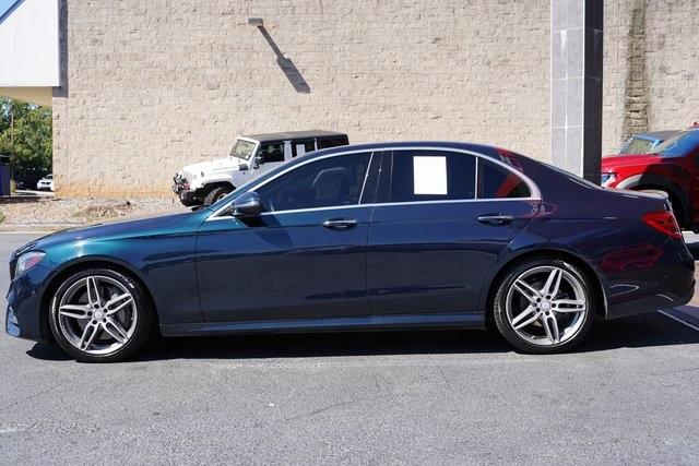 Used 2017 Mercedes-Benz E-Class E 300 for sale Sold at Gravity Autos Roswell in Roswell GA 30076 4