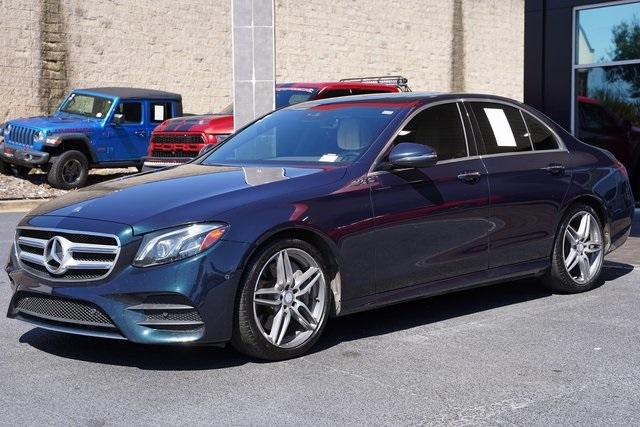 Used 2017 Mercedes-Benz E-Class E 300 for sale Sold at Gravity Autos Roswell in Roswell GA 30076 5