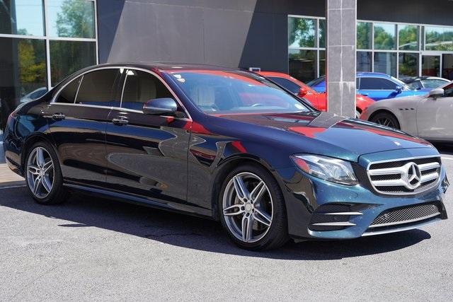 Used 2017 Mercedes-Benz E-Class E 300 for sale Sold at Gravity Autos Roswell in Roswell GA 30076 7
