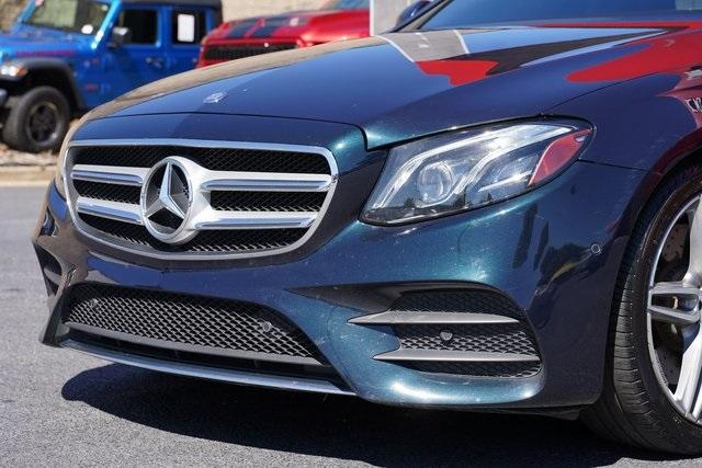 Used 2017 Mercedes-Benz E-Class E 300 for sale Sold at Gravity Autos Roswell in Roswell GA 30076 9