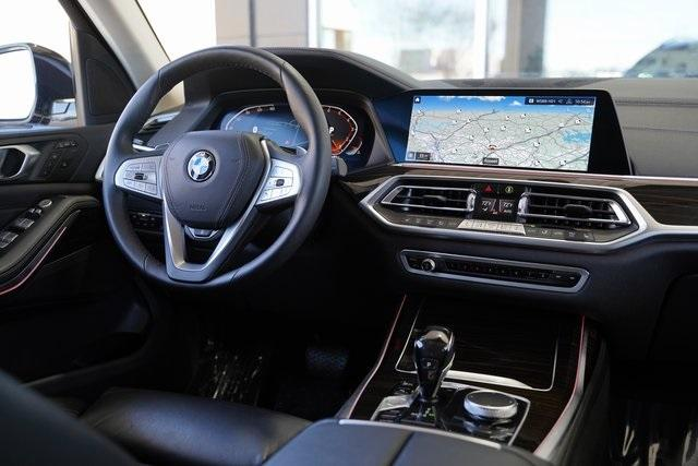 Used 2020 BMW X7 xDrive40i for sale $71,997 at Gravity Autos Roswell in Roswell GA 30076 12