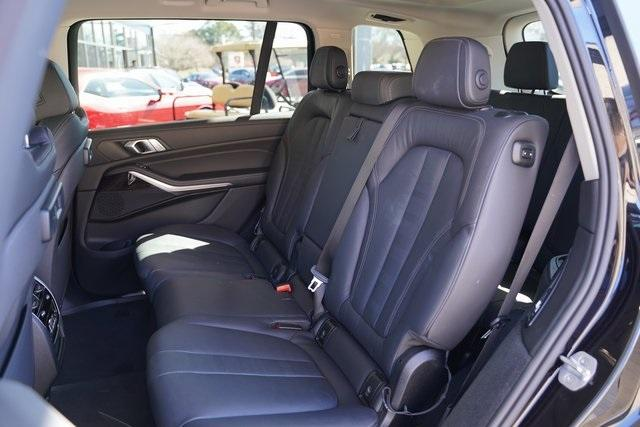 Used 2020 BMW X7 xDrive40i for sale $71,997 at Gravity Autos Roswell in Roswell GA 30076 28