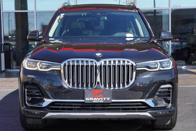 Used 2020 BMW X7 xDrive40i for sale $71,997 at Gravity Autos Roswell in Roswell GA 30076 4