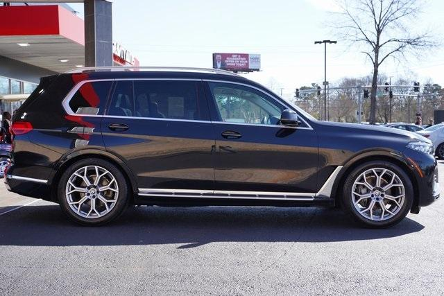 Used 2020 BMW X7 xDrive40i for sale $71,997 at Gravity Autos Roswell in Roswell GA 30076 6
