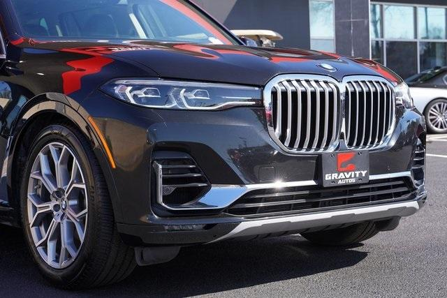 Used 2020 BMW X7 xDrive40i for sale $71,997 at Gravity Autos Roswell in Roswell GA 30076 7
