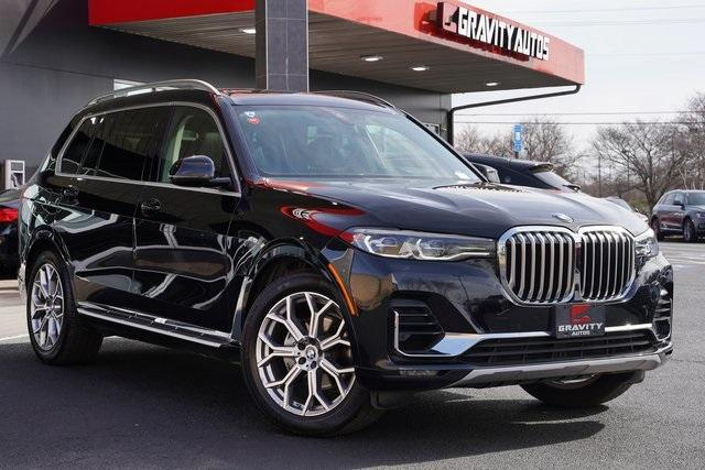 Used 2020 BMW X7 xDrive40i for sale $71,991 at Gravity Autos Roswell in Roswell GA 30076 2