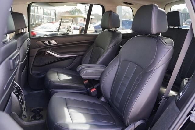 Used 2020 BMW X7 xDrive40i for sale $71,991 at Gravity Autos Roswell in Roswell GA 30076 33