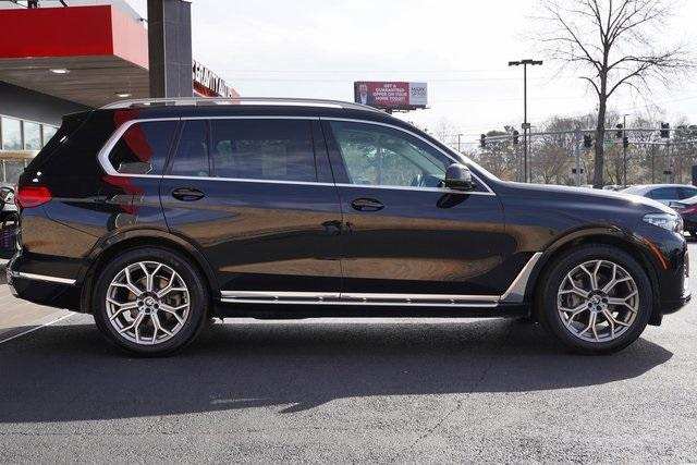 Used 2020 BMW X7 xDrive40i for sale $71,991 at Gravity Autos Roswell in Roswell GA 30076 8