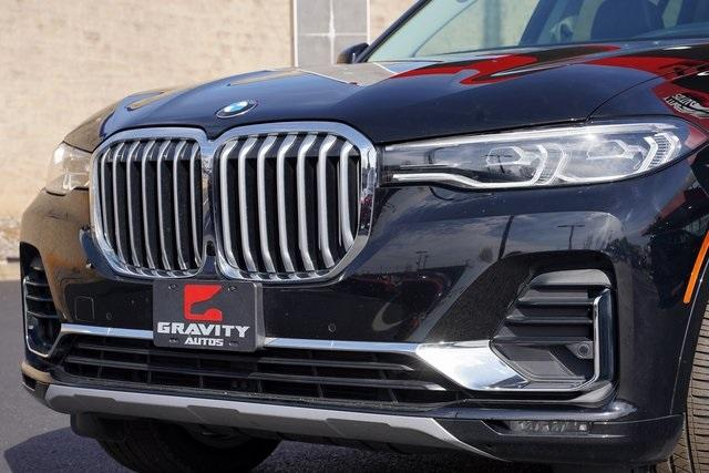 Used 2020 BMW X7 xDrive40i for sale $71,991 at Gravity Autos Roswell in Roswell GA 30076 9