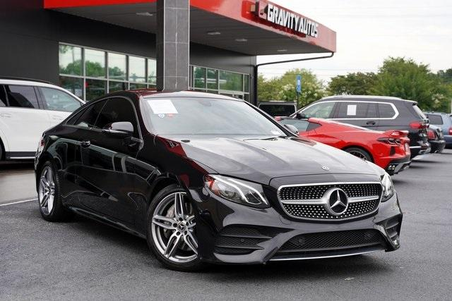 Used 2018 Mercedes-Benz E-Class E 400 for sale $47,991 at Gravity Autos Roswell in Roswell GA 30076 2