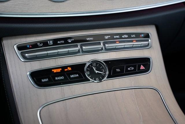 Used 2018 Mercedes-Benz E-Class E 400 for sale $47,991 at Gravity Autos Roswell in Roswell GA 30076 24