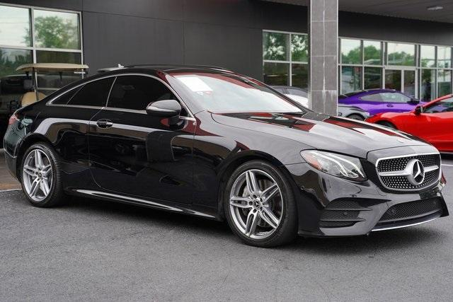 Used 2018 Mercedes-Benz E-Class E 400 for sale $47,991 at Gravity Autos Roswell in Roswell GA 30076 7
