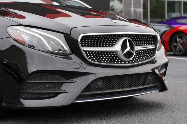 Used 2018 Mercedes-Benz E-Class E 400 for sale $47,991 at Gravity Autos Roswell in Roswell GA 30076 9