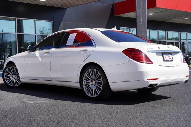 Used 2017 Mercedes-Benz S-Class S 550 for sale $51,992 at Gravity Autos Roswell in Roswell GA 30076 10