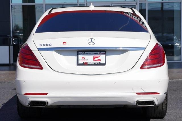 Used 2017 Mercedes-Benz S-Class S 550 for sale $51,992 at Gravity Autos Roswell in Roswell GA 30076 11