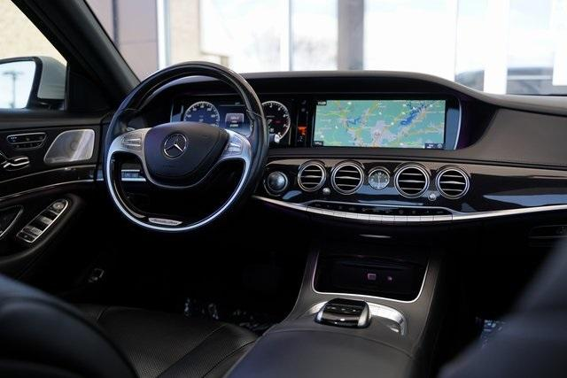 Used 2017 Mercedes-Benz S-Class S 550 for sale $51,992 at Gravity Autos Roswell in Roswell GA 30076 14
