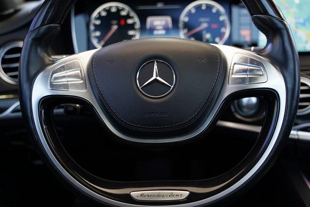 Used 2017 Mercedes-Benz S-Class S 550 for sale $51,992 at Gravity Autos Roswell in Roswell GA 30076 15