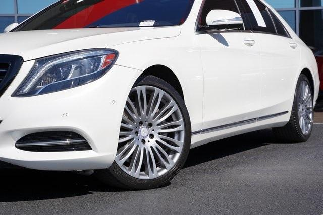 Used 2017 Mercedes-Benz S-Class S 550 for sale $51,992 at Gravity Autos Roswell in Roswell GA 30076 2