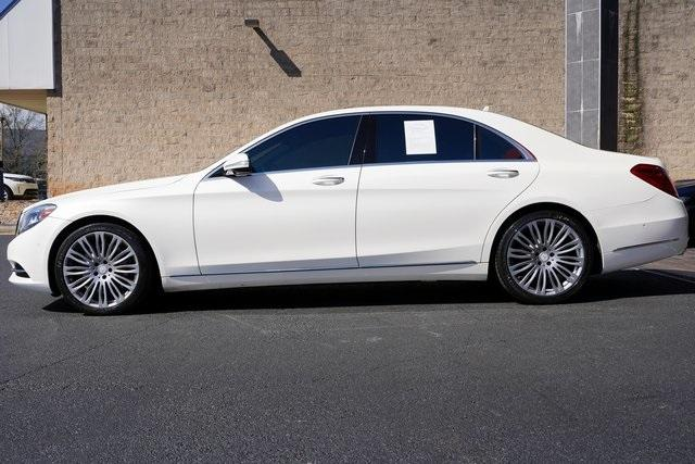 Used 2017 Mercedes-Benz S-Class S 550 for sale $51,992 at Gravity Autos Roswell in Roswell GA 30076 3