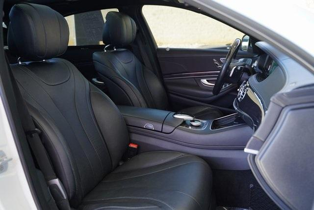 Used 2017 Mercedes-Benz S-Class S 550 for sale $51,992 at Gravity Autos Roswell in Roswell GA 30076 31