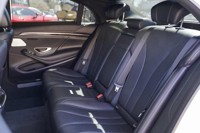 Used 2017 Mercedes-Benz S-Class S 550 for sale $51,992 at Gravity Autos Roswell in Roswell GA 30076 32