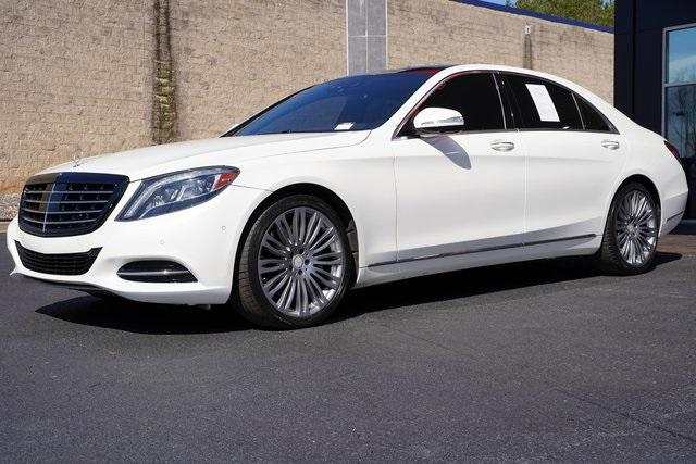 Used 2017 Mercedes-Benz S-Class S 550 for sale $51,992 at Gravity Autos Roswell in Roswell GA 30076 4