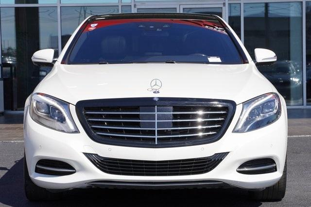 Used 2017 Mercedes-Benz S-Class S 550 for sale $51,992 at Gravity Autos Roswell in Roswell GA 30076 5