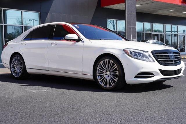 Used 2017 Mercedes-Benz S-Class S 550 for sale $51,992 at Gravity Autos Roswell in Roswell GA 30076 6