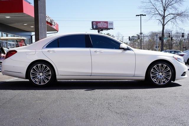 Used 2017 Mercedes-Benz S-Class S 550 for sale $51,992 at Gravity Autos Roswell in Roswell GA 30076 7