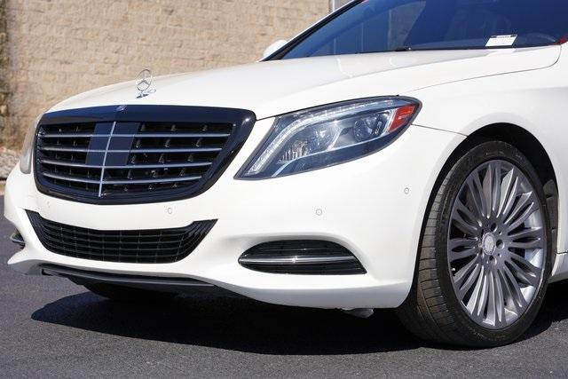 Used 2017 Mercedes-Benz S-Class S 550 for sale $51,992 at Gravity Autos Roswell in Roswell GA 30076 8
