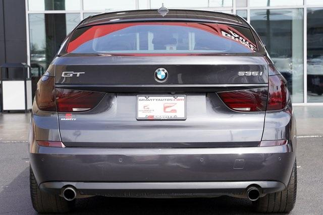 Used 2012 BMW 5 Series 535i Gran Turismo for sale Sold at Gravity Autos Roswell in Roswell GA 30076 11