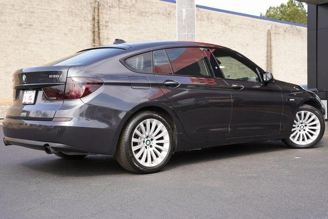 Used 2012 BMW 5 Series 535i Gran Turismo for sale Sold at Gravity Autos Roswell in Roswell GA 30076 12
